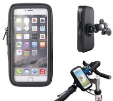 MTB Bike Phone Holder Waterproof Case Bag Bicycle Motorcycle Mount For iPhone