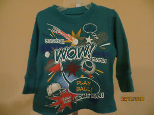 THE CHILDREN'S PLACE BABY BOY TEE SZ 6-9 MOS