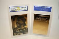 BARRY BONDS 2003 AUTOGRAPHED LIMITED EDITION WCG GEM-MT 10 23 KT GOLD CARD