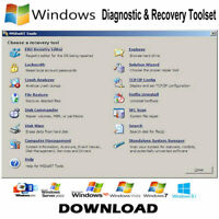 Windows XP Vista 7 8 8.1 Repair, Recovery, Reset Password, Tools 🟢DOWNLOAD🟢