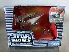 RARE Vintage Star Wars Action Fleet A-Wing Micro Machines Galoob