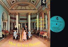 """MAX JAFFA & JEAN GRAYSTON Music For Your Pleasure 12"""" LP Invicta UK INV103 @EXCL"""