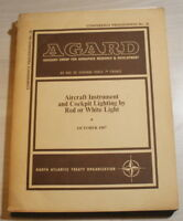 AGARD Conference N°26 de 1967 - Aircraft instrument & Cockpit lighting