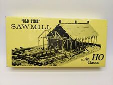 Fine Scale Miniatures 170 HO Sawmill Kit (See Notes)