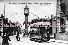 WA 63 - The Jewellery Quarter, Birmingham, Warwickshire - 6x4 Photo