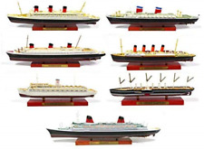 OPO 10 - Batch of 7 transatlantic cruise ships: France Normandy Queen Mary US of
