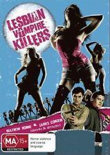 LESBIAN VAMPIRE KILLERS - BRAND NEW & SEALED REGION 4 DVD