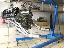 Manifold Supersprint  BMW N62 V8 E60/61, E63/64, E65/66 Left hand drive KIT