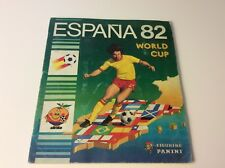 PANINI ESPANA 82 WORLD CUP 1982 COMPLETE STICKERS ALBUM FULL SET VERY RARE