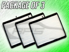 C35860 CABIN AIR FILTER FOR 2005 2006 2007 2008 SUZUKI FORENZA RENO PACKAGE OF 3