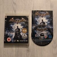Batman: Arkham Asylum (Sony PlayStation 3, 2009) complete, great condition