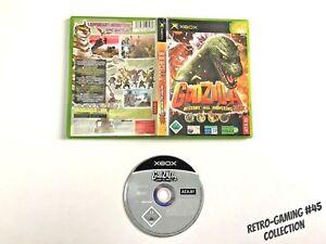 GODZILLA DESTROY ALL MONSTERS sur Xbox 1ère Génération #RETROGAMING #45