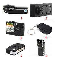 Mini Surveillance Camcorder Hidden Digital Video Recorder Camera Webcam