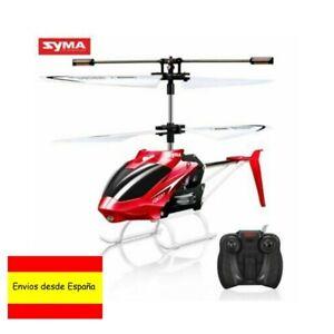 helicóptero syma w25 rc juguete niños y adultos