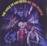 SOUL SEARCHERS We The People NEW SEALED CLASSIC 70s FUNK CD  (SOUL BROTHER) SOUL