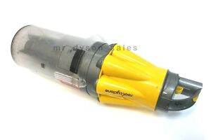 DC07 Origin Yellow Grey Used Bin and Cyclone Assembly Canister GENUINE Dyson