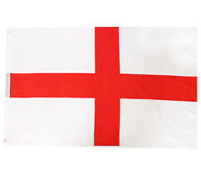ST GEORGE FLAG 5FT X 3FT ENGLAND NATIONAL FLAGS SPORTS FOOTBALL EVENT PARTY
