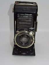 Collectable Vintage ZEISS Ikonta Folding Camera - Tessar 1:4.5 f=10.5cm Lens