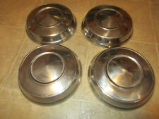 1963 Dodge Dog Dish Hubcaps / Ratrod
