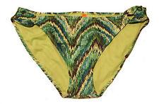 Women's Leilani Bikini Bottom Green  Sz 12
