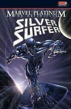 Marvel Platinum: The Definitive Silver Surfer by Wolfman Lee Kirby 9781905239672
