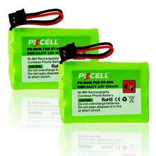 2x Cordless Home Battery 3.6V 800mAh Aaa for Uniden Bt-909 Bt909 Tru99280 909