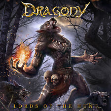 DRAGONY - Lords Of The Hunt EP CD 2017 Symphonic Power Metal