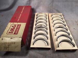 NOS Lincoln 337 rod bearings 1948-1952 0EL-6211-B