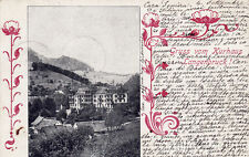 * SWITZERLAND - Langenbruck - Basel land - Gruss vom Kurhaus 1901