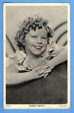 SHIRLEY TEMPLE  # S 47  VINTAGE POSTCARD PUBLISHER NETHERLANDS 580