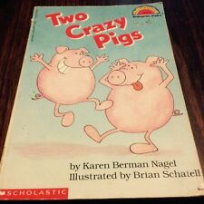 * Two Crazy Pigs, Pb Childrens Book