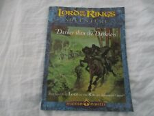 """Lord of the Rings 'Darker than the Darkness""""-- Unread Copy"""