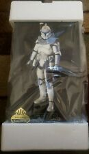 """Sideshow Exclusive Star Wars Captain Rex Action Figure 12"""" inch 1/6 Base! New!"""