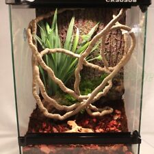 1M Reptiles Simulation Vines Pet Habitat Decoration for Chameleon Lizard Frog