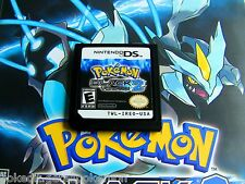 Authentic UNLOCKED Black 2 All 649 Legit Pokemon Nintendo DS DSi 3DS PokEdit
