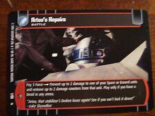 Star Wars TCG BOY Artoo's Repairs