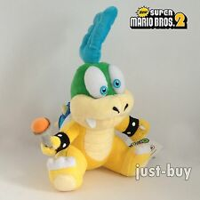 New Super Mario Bros. 2 Plush Larry Koopa Soft Toy Stuffed Animal Doll Teddy 6""