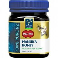 Manuka Health MGO 550+ Manuka Honey Blend - 250g