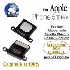 Speaker Altoparlante Ascolto Audio Chiamate per Apple iPhone 6S Plus Originale