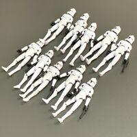 Lot 10PCS Star Wars No. 5 Clone Trooper Aciton Figures The Clone Wars Toys 2008
