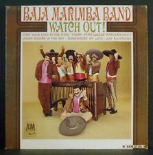 Watch Out  / Baja Marimba Band     (Vinyl, A & M, LP 118, 1966)