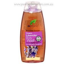 Dr Organic Lavender Body Wash 250ml