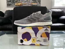 Adidas PureBOOST DPR Running Shoe Grey Men's Size 8 S82010 Ultra Gray White