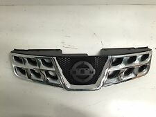 2011 2012 2013 nissan rogue front bumper grille without sensor OEM