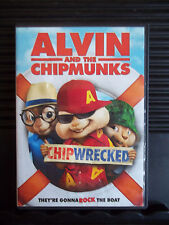 Alvin and the Chipmunks ChipWrecked DVD