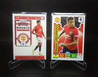 2020 Mason Greenwood Panini Rookie Ticket + Bonus of MG Adrenalyn XL RC