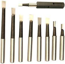 33021 GG-Tools HSS Drehmeißel Bohrstahl Ausdrehmeissel 6mm