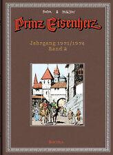 Prinz Eisenherz, BOCOLA Verlag, Foster & Murphy-Jahre, Band 2, Jg. 1973/1974