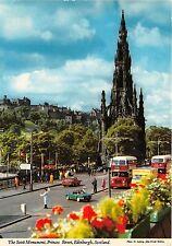 BT18284 the scott monument princes street edinburgh bus car voiture  scotland