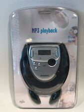 New Audiophase Mp3 Playback Cdm332At Cd & Mp3 Player - 2003 - Fm Tuner Skip Free